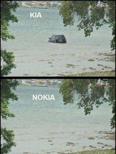 Kia/Nokia