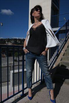Ma veste cape blanche@lifestylebyceline