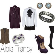 More Alois outfits...guess who's my fave character? XD (I'm not even in season 2 yet!)