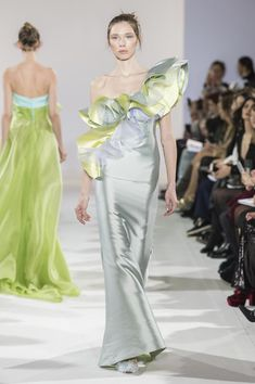 3ed510610d Celia Kritharioti Couture Spring Summer 2018! Spring Couture