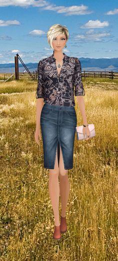 Farm girl fresh