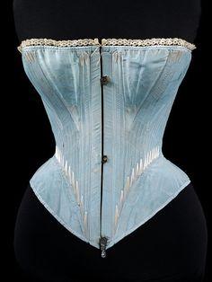 Afbeeldingsresultaat voor corset 1850