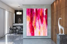 Large Painting on Canvas,Original Painting on Canvas,huge canvas painting,travel art decor,painting canvas art Large Artwork, Large Painting, Texture Painting, Large Wall Art, Painting Canvas, Canvas Art, Modern Wall Decor, Home Decor Wall Art, Art Decor