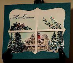 Zack's Nana's Creative Imagination: Christmas in July