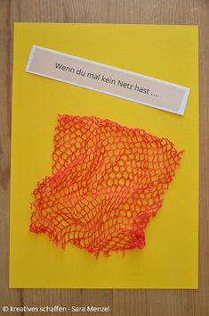 Wenn du mal kein Netz hast ...  Wenn Buch | Bastelanleitung | Wenn Buch Ideen | Wenn Buch basteln | Geschenksidee | selbstgemachte Geschenke