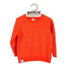 Rode sweater Arrows