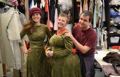 Shrek the Musical– Princess Fiona's dresses