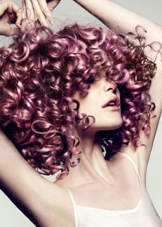 London Collection by Trevor Sorbie | Check out the rest of the stunning #hair collection at salonmagazine.ca