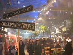 FOOD SOUL FESTIVAL - FUN FOOD FESTIVAL IN AMSTERDAM - Food trucks, music and a cool vibe await you at the Food Soul Festival. Held indoors in the Kromhouthal in Amsterdam Noord, come join the week long festival of fun January 26-31.