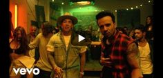 """It is not even summer yet and I think we can officially declare """"Despacito"""" by Luis Fonsi ft. Daddy Yankee as THE song of the summer of Unless you've been isolated in a remo… Shakira Music Videos, Music Video Song, Choreography Videos, Music Songs, Youtube Songs, Song Playlist, Despacito Lyrics, Country Music Videos, Music Videos"""