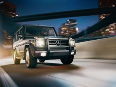 G-Class 550 Dream Car :)