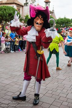 Disneyland Paris, France August 2014 Visit our site Disney Character Central for tons more Disney and Character pictures!