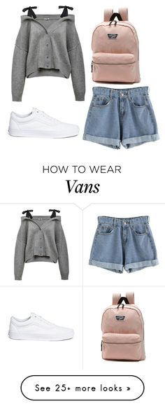"""i need a little loving tonight"" by emilyistheone on Polyvore featuring Vans"