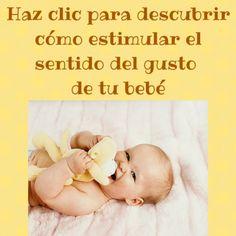 La GRAN importancia de estimular los sentidos de tu bebé | Blog de BabyCenter