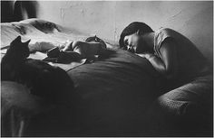 "Elliott Erwitt, ""New York City (Mother and Baby)"", 1953"