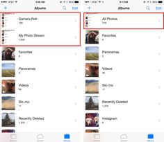 Photo Stream is gone after turning on iCloud Photo Library