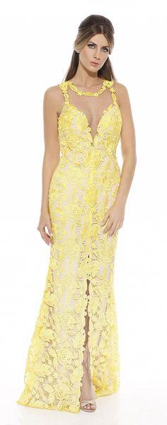 vestido de madrinha verão