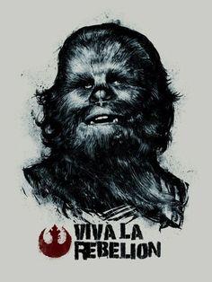 el Chew, revolucionario