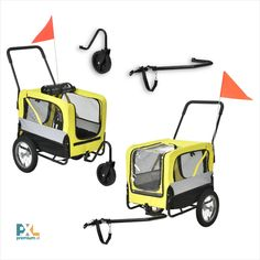 Tento praktický vozík za bicykel je navrhnutý pre prepravu Vášho domáceho miláčika alebo nákladu. Je vhodný pre prepravu menších psíkov, mačičiek alebo akéhokoľvek iného menšieho domáceho zvieratka. Pomocou prípojky je možné vozík pripojiť k zadnej oske bicykla alebo podľa potreby tlačiť či ťahať. #premiumXL Orange Gris, Toys, Car, Amazon Fr, Sports, Black Dogs, Belt Drive, Ride A Bike, Pets