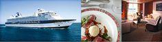 Stylish Celebrity Millenium cruise ship