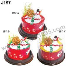 Foto de Toalha do bolo do Natal (J197) em pt.Made-in-China.com