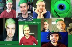 Here is something about Jacksepticeye I made myself!