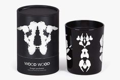 Wood Wood cashmere scented candle