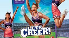 cheerleading for kinect