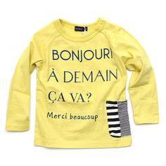 《SOLBOIS ソルボワ》パッチワークサイドポケット 長袖Tシャツ(全3色)80-130【楽天市場】