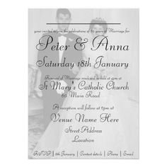 60th Wedding Anniversary Invitations - Diamonds | Mum & Dads 60th ...