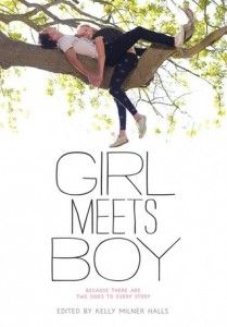 Girl Meets Boy: Because There are Two Sides to Every Story / edited by Kelly Milner Halls. Twelve authors of young adult fiction collaborate on this collection of paired stories told alternately from the point of view of the boy and the girl. Teen Romance, Romance Movies, Romance Books, Ya Books, Good Books, Good Movies To Watch, Young Adult Fiction, Books For Teens, Film Serie