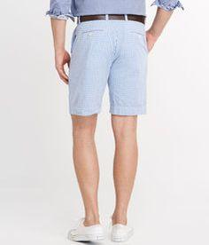 Pent Plaid Breaker Shorts
