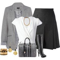 """Stella McCartney Skirt"" by arjanadesign on Polyvore"