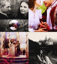 Snow White and Charming. I so so so so want this show to be true. With everything I have, I want this to be real. I LOVE fairy tales :]