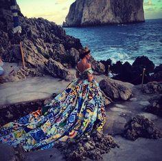 Dolce & Gabbana, Alta Moda  Fall/Winter 2014/15