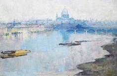 Sir Arthur Ernest Streeton - Венеция