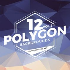 Polygon Backgrounds vol.2