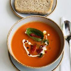 Supe și ciorbe – Chef Nicolaie Tomescu Thai Red Curry, Panna Cotta, Pudding, Ethnic Recipes, Desserts, Food, Tailgate Desserts, Dulce De Leche, Deserts