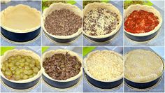 Ciasto cheeseburger Chana Masala, Pudding, Ethnic Recipes, Food, Custard Pudding, Puddings, Meals, Yemek, Eten