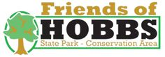 Hobbs State Park - Conservation Area is well cared for by the Friends of Hobbs.