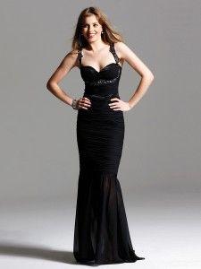 Ten Amazing Black Wedding Dresses