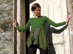 seaweed dress front | Flickr - Photo Sharing!