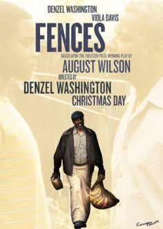 Fences (2016), #poster, #mousepad, #tshirt #movieposters2