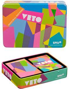 FARM PACKAGING   designvagabond: veto trivia game packaging