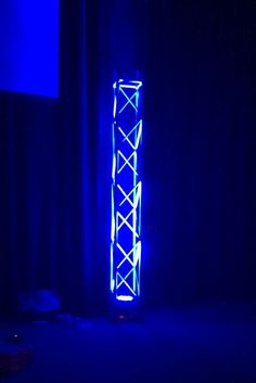 PVC Pipe Trusses from Cornerstone Tupelo in Tupelo, MS | Church Stage Design Ideas