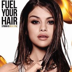 Selena Gomez -Fuel Your Hair – Pantene