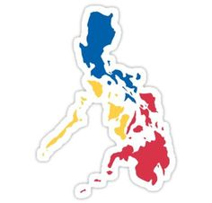 'Philippines Filipino Map Sun and Stars Flag' Sticker by airealapparel Images Wallpaper, Map Wallpaper, Wallpapers, Philippine Flag Wallpaper, Philippines Wallpaper, Philippine Map, Filipino Tribal Tattoos, Baybayin, Noli Me Tangere