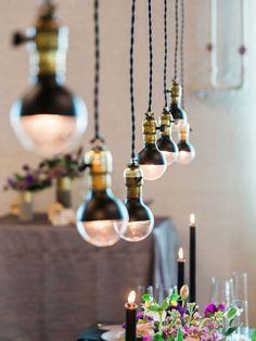 Industrial Vogue Wedding Inspiration by Jeff Brummett Visuals & Grit + Gold | SouthBound Bride