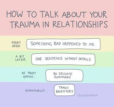 Mental Health Art, Mental And Emotional Health, Trauma Quotes, Abuse Quotes, Trauma Therapy, Healthy Relationships, Self Help, Funny, Training