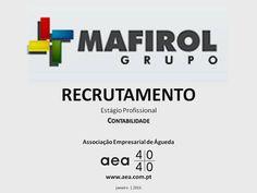 """A Associação Empresarial de Águeda divulga o  Recrutamento para o """"Grupo Mafirol S.A."""" _____________ANÚNCIO_____________ https://www.facebook.com/180305488683047/photos/a.197609600285969.48389.180305488683047/1011402075573380/?type=3&theater ou www.aea.com.pt  Faça LIKE em https://www.facebook.com/pages/Associação-Empresarial-de-Águeda/180305488683047 E  Acompanhe o FACEBOOK da AEA com mais informações úteis sobre: EMPREGOS, FORMAÇÃO, EMPREENDEDORISMO, etc."""